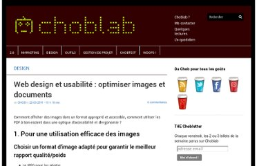 http://www.choblab.com/web-design/web-design-et-usabilite-optimiser-images-et-documents-3165.html
