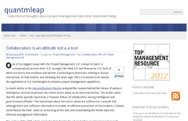 http://quantmleap.com/blog/2010/01/collaboration-is-an-attitude-not-a-a-tool/