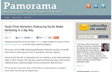 http://www.pamorama.net/2010/01/21/study-finds-marketers-embracing-social-media-marketing-in-a-big-way/