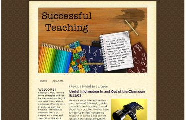 http://successfulteaching.blogspot.com/2009/09/useful-information-in-and-out-of_11.html
