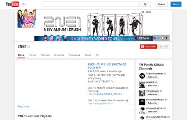 http://www.youtube.com/user/2NE1