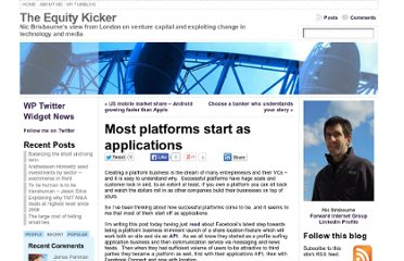 http://www.theequitykicker.com/2010/03/10/most-platforms-start-as-applications/