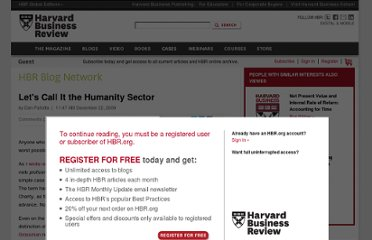 http://blogs.hbr.org/pallotta/2009/12/the-humanity-sector.html?amp;utm_medium=feed&utm_campaign=Feed%3A+harvardbusiness+%28HarvardBusiness.org%29&utm_content=Google+Reader