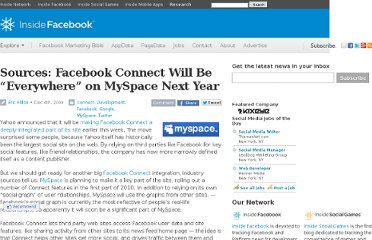 http://www.insidefacebook.com/2009/12/04/sources-facebook-connect-will-be-everywhere-on-myspace-next-year/