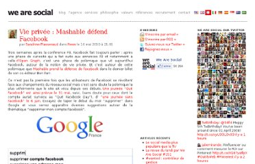 http://wearesocial.fr/blog/2010/05/vie-prive-mashable-dfend-facebook/