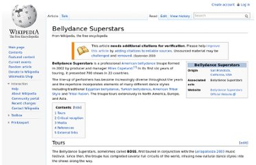 http://en.wikipedia.org/wiki/Bellydance_Superstars