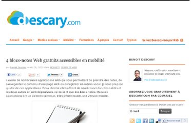 http://descary.com/4-blocs-notes-web-gratuits-accessibles-en-mobilite/