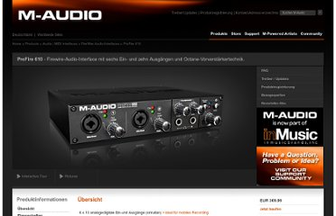 http://de.m-audio.com/products/de_de/ProFire610.html