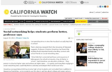 http://californiawatch.org/dailyreport/social-networking-helps-students-perform-better-professor-says-12292#.ToASq-_flvc.email