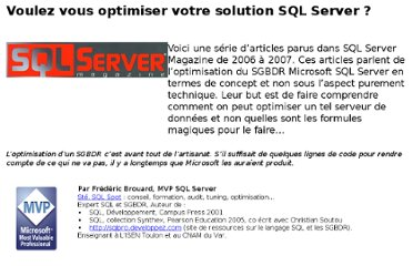 http://sqlpro.developpez.com/optimisation/