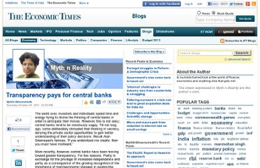 http://blogs.economictimes.indiatimes.com/myth-n-reality/entry/transparency-pays-for-central-banks