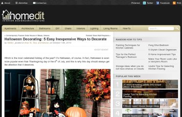 http://www.homedit.com/halloween-decorating-5-easy-inexpensive-ways-to-decorate/