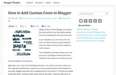 http://www.bloggerplugins.org/2010/05/how-to-add-custom-fonts-to-blogger.html