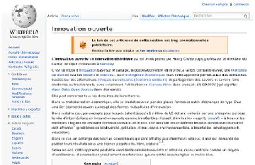 http://fr.wikipedia.org/wiki/Innovation_ouverte