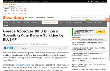 http://www.bloomberg.com/news/2011-10-02/greece-approves-8-8-billion-in-austerity.html