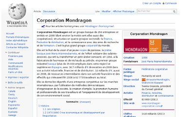 http://fr.wikipedia.org/wiki/Corporation_Mondragon