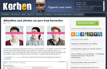 http://korben.info/attention-aux-photos-un-peu-trop-bavardes.html