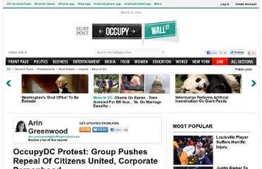 http://www.huffingtonpost.com/2011/10/01/occupydc-citizens-united-corporate-personhood_n_989690.html
