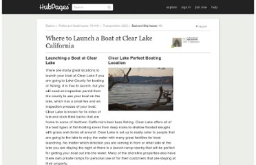 http://czczcz.hubpages.com/hub/Where-to-Launch-a-Boat-at-Clear-Lake-California