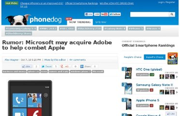 http://www.phonedog.com/2010/10/07/rumor-microsoft-may-acquire-adobe-to-help-combat-apple/