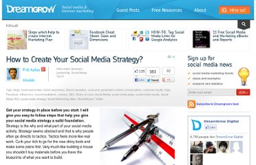 http://www.dreamgrow.com/how-to-create-your-social-media-strategy/