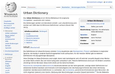 http://de.wikipedia.org/wiki/Urban_Dictionary