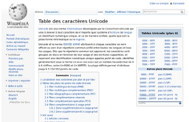 http://fr.wikipedia.org/wiki/Table_des_caract%C3%A8res_Unicode