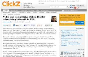 http://www.clickz.com/clickz/news/1740633/video-social-drive-online-display-advertisings-growth-uk