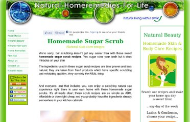 http://www.natural-homeremedies-for-life.com/homemade-sugar-scrub.html