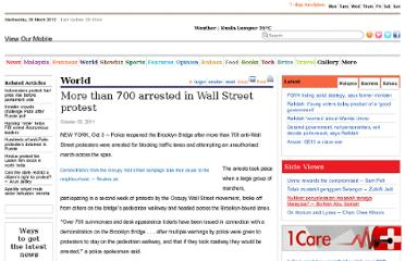 http://www.themalaysianinsider.com/world/article/more-than-700-arrested-in-wall-street-protest/