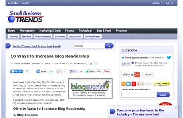 http://smallbiztrends.com/2010/10/10-ways-to-increase-blog-readership.html