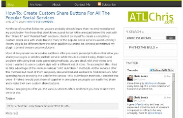 http://atlchris.com/1665/how-to-create-custom-share-buttons-for-all-the-popular-social-services/