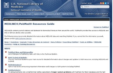 http://www.nlm.nih.gov/bsd/pmresources.html
