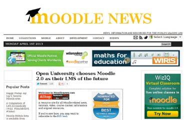 http://www.moodlenews.com/2010/open-university-chooses-moodle-2-0-as-their-lms-of-the-future/