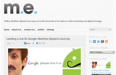 http://www.matthew-epstein.com/land-a-job-at-google-journey/
