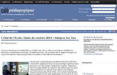 http://www.cafepedagogique.net/lesdossiers/Pages/2010/rentree2010_1_12.aspx