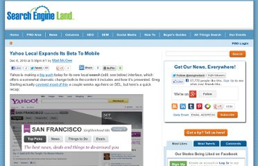 http://searchengineland.com/yahoo-local-expands-its-beta-to-mobile-58236