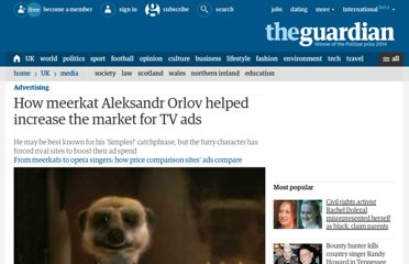 http://www.guardian.co.uk/media/2010/jan/16/aleksander-orlov-price-comparison-ads