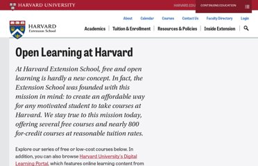 http://www.extension.harvard.edu/open-learning-initiative