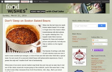 http://foodwishes.blogspot.com/2010/03/dont-sleep-on-boston-baked-beans.html