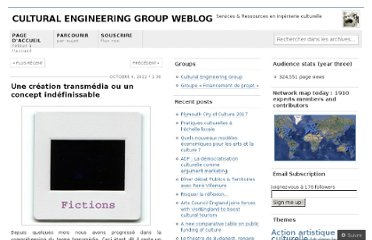 http://cultural-engineering.com/2011/10/04/une-creation-transmedia-ou-un-concept-indefinissable/