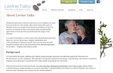 http://levinetalks.com/About-Us