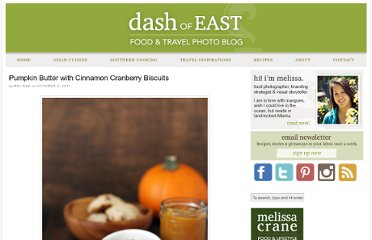 http://www.dashofeast.com/2011/10/pumpkin-butter-with-cinnamon-cranberry-biscuits/