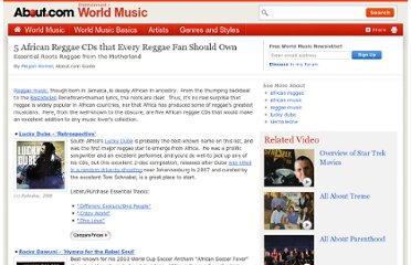 http://worldmusic.about.com/od/venues/tp/5-African-Reggae-Cds-That-Every-Reggae-Fan-Should-Own.htm