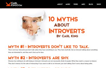 http://www.carlkingdom.com/10-myths-about-introverts