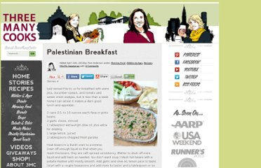 http://threemanycooks.com/recipes/nibbles-and-apps/palestinian-breakfast/
