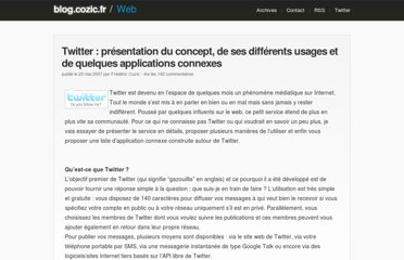 http://blog.cozic.fr/twitter-presentation-du-concept-de-ses-differents-usages-et-de-quelques-applications-connexes-188