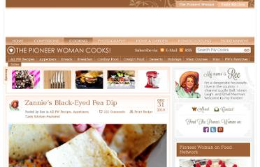 http://thepioneerwoman.com/cooking/2010/12/zannies-black-eyed-pea-dip/