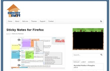 http://www.firefoxfacts.com/2011/01/13/sticky-notes-for-firefox/