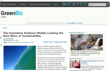 http://www.greenbiz.com/blog/2011/07/12/innovative-business-models-leading-next-wave-sustainability